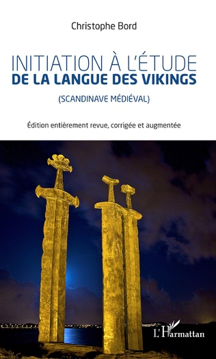 Couverture Initiation à l'étude la langue des vikings