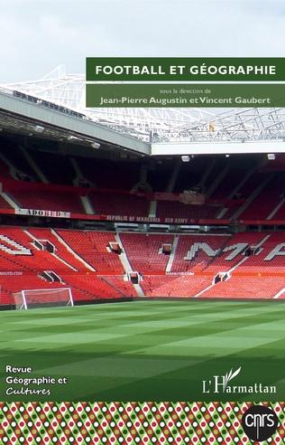 Couverture Football et géographie