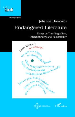 Couverture Endangered Literature