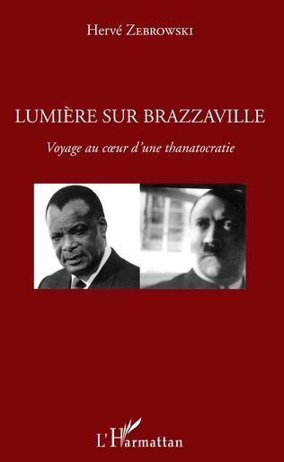 Couverture Lumière sur Brazzaville