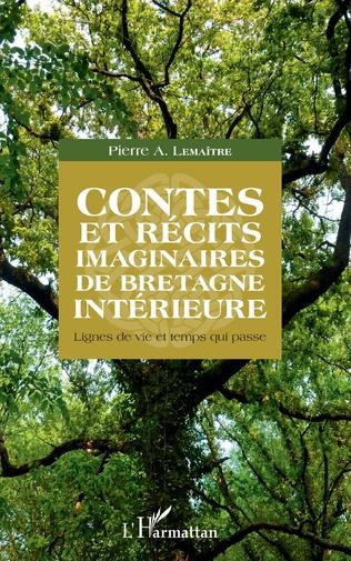 Couverture Contes et récits imaginaires de Bretagne intérieure