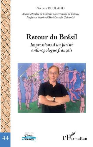 Couverture Retour du Brésil