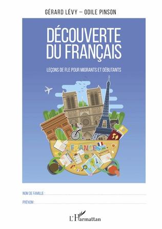 Couverture Découverte du français