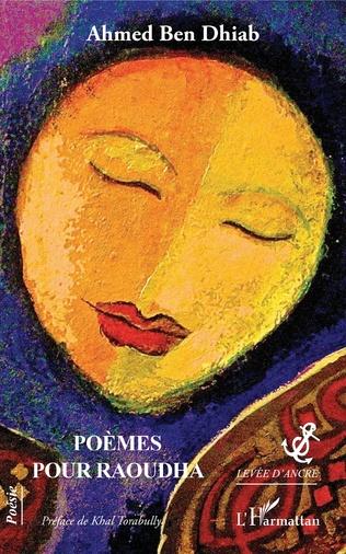 Couverture Poèmes pour Raoudha