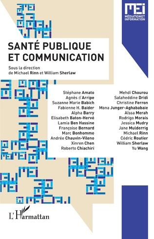Couverture Santé publique et communication