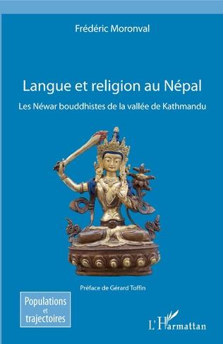 Couverture Langue et religion au Népal