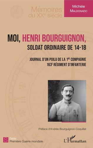 Couverture Moi, Henri Bourguignon