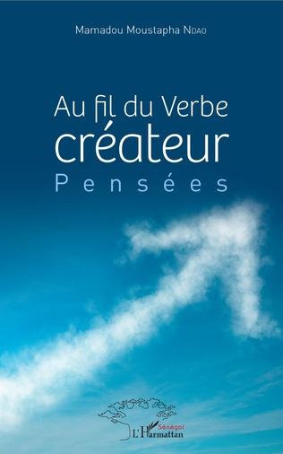 Couverture Au fil du verbe créateur