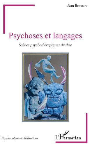 Couverture Psychoses et langages