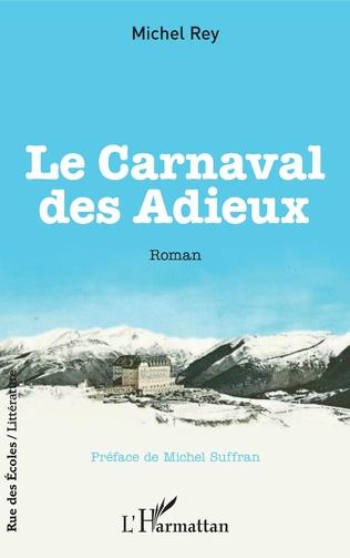 Couverture Le Carnaval des Adieux