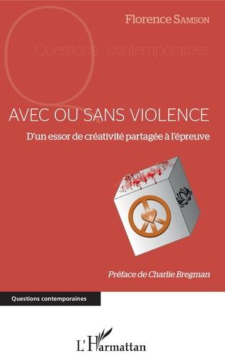 Couverture Avec ou sans violence