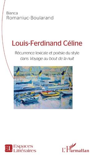 Couverture Louis-Ferdinand Céline