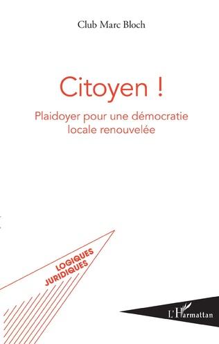 Couverture Citoyen !