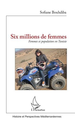 Couverture Six millions de femmes
