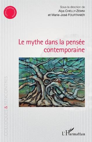 Couverture Le mythe dans la pensée contemporaine