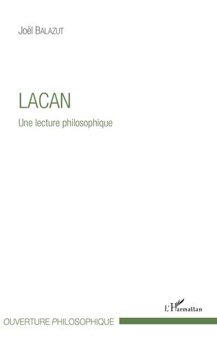 Couverture Lacan
