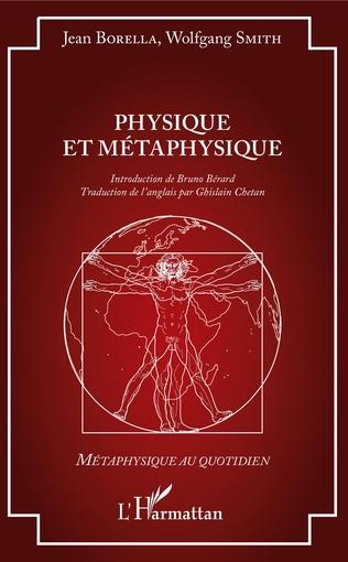 Couverture Physique et métaphysique