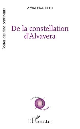 Couverture De la constellation d'Alvavera