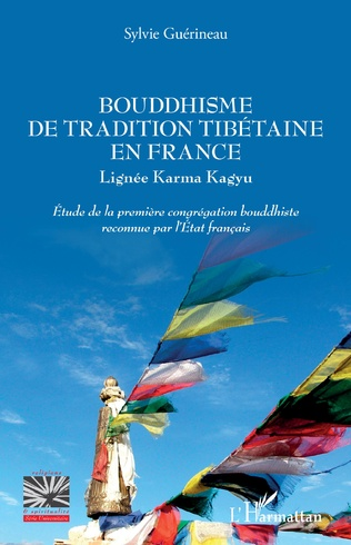 Couverture Bouddhisme de tradition tibétaine en France