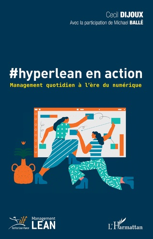 Couverture #hyperlean en action