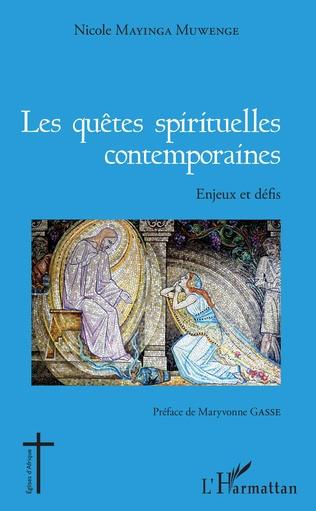 Couverture Quêtes spirituelles contemporaines