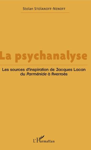 Couverture La psychanalyse