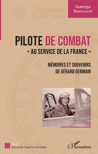 Couverture Pilote de combat