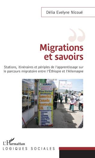 Couverture Migrations et savoirs