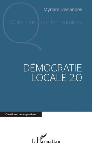 Couverture Démocratie locale 2.0