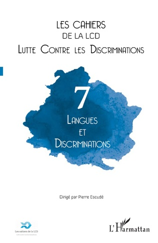 Couverture Langues et discriminations