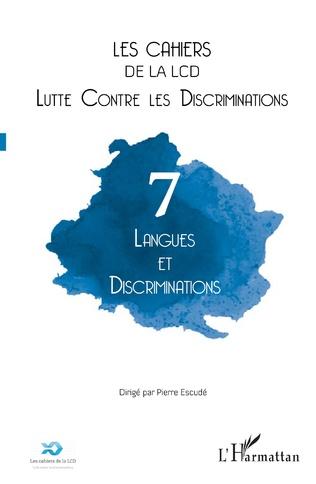 Couverture Langues et discriminations