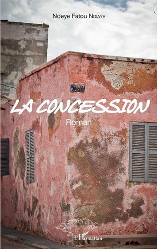 Couverture La concession