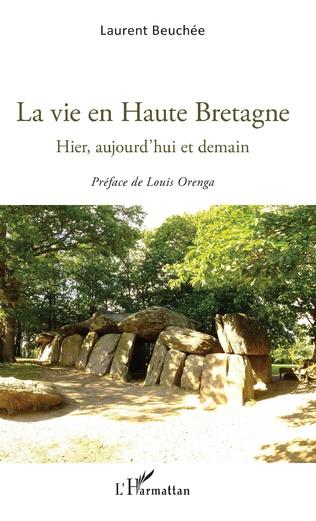 Couverture La vie en Haute Bretagne