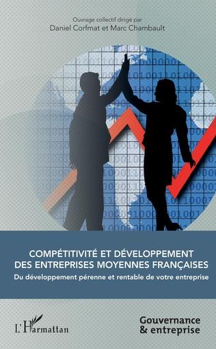 Couverture Compétitivité et développement des entreprises moyennes françaises