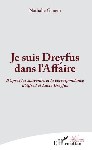 Couverture Je suis Dreyfus dans l'Affaire