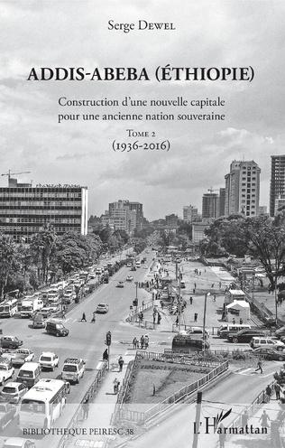 Couverture Addis-Abeba (Ethiopie)