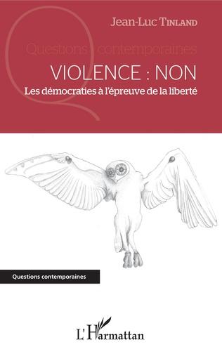 Couverture Violence : Non
