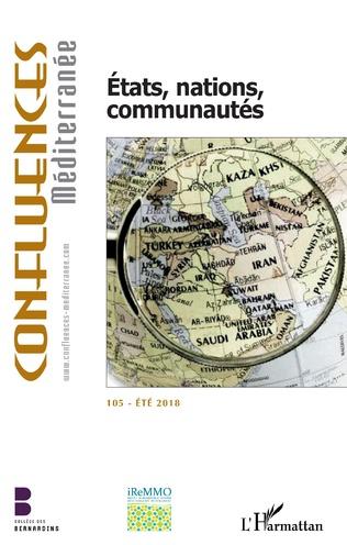 Couverture Etats, nations, communautés