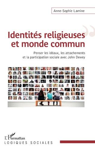 Couverture Identités religieuses et monde commun