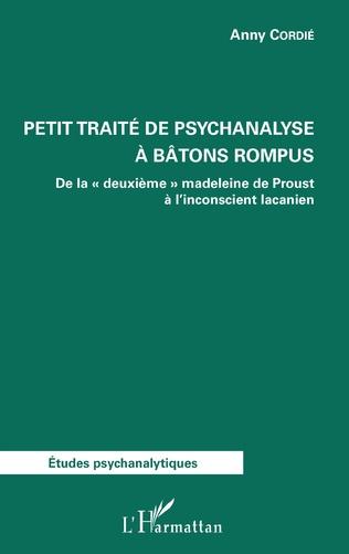 Couverture Petit traité de psychanalyse à batons rompus