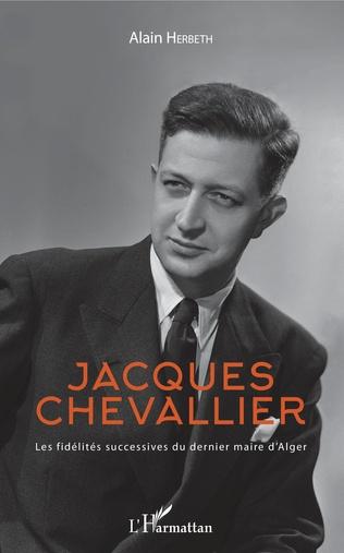 Couverture Jacques Chevallier
