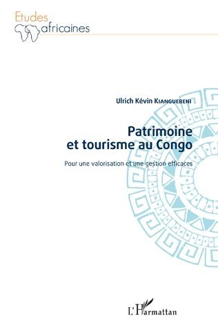 Couverture Patrimoine et tourisme au Congo