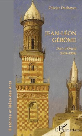 Couverture Jean-Léon Gérôme
