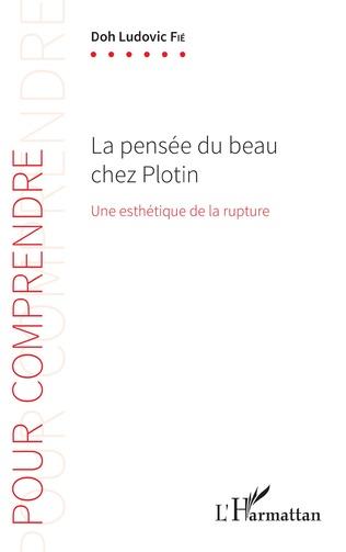 Couverture La pensée du beau chez Plotin