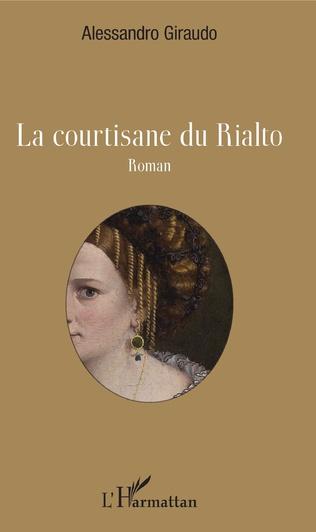 Couverture La courtisane du Rialto