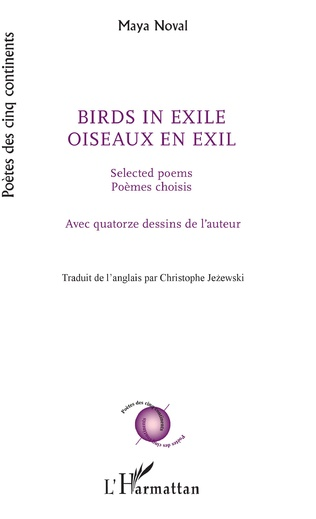 Couverture Birds in exile