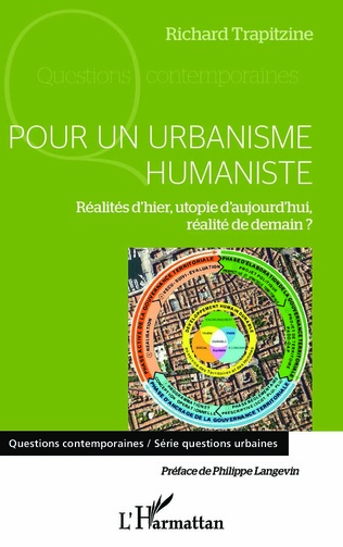 Couverture Pour un urbanisme humaniste