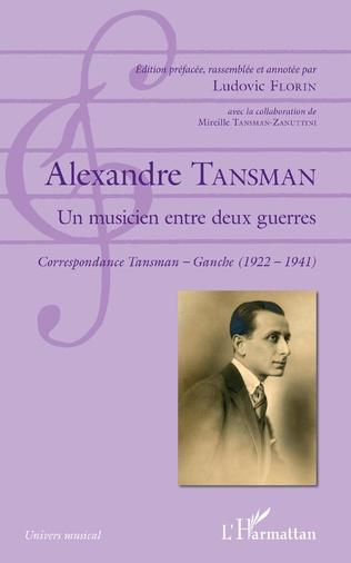 Couverture Alexandre Tansman