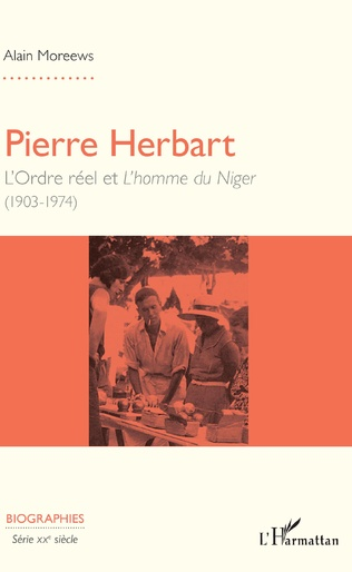 Couverture Pierre Herbart