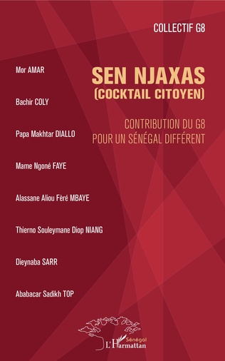 Couverture Sen Njaxas (Cocktail citoyen)